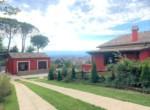 sambuceto -  Casali arredati con giardino e piscina